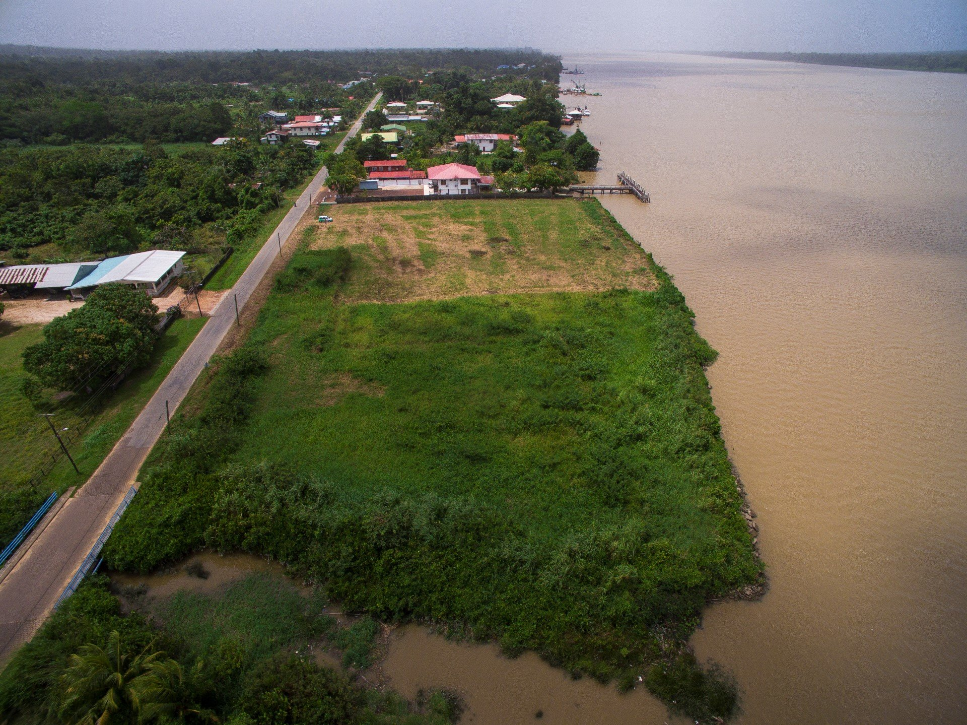 Sir Winston Churchillweg P0301B6 - Boxel, Domburg - Suriname - Surgoed Makelaardij NV