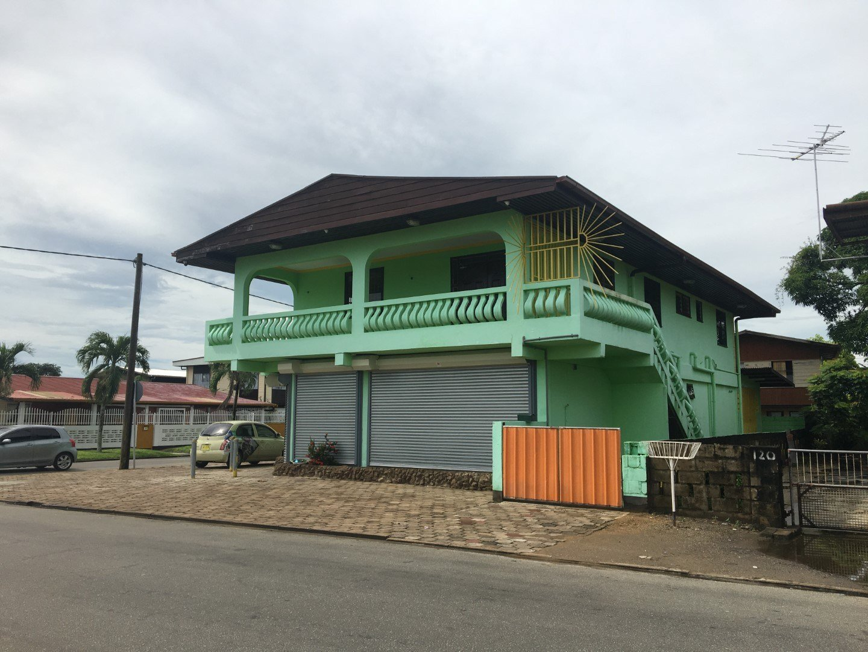 Hermitageweg hk Henkielaan Uitvlugt Paramaribo Surgoed Makelaardij NV W0454B6 2 - Hermitageweg hk Henkielaan