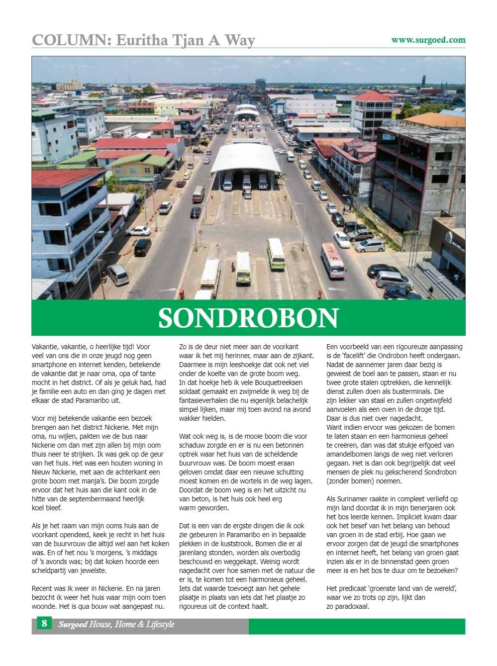 Sondrobon