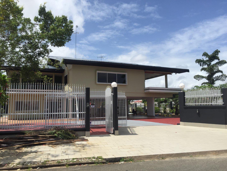 James Wattstraat 10 - Villa Te Huur op Mon Plaisir - Surgoed Makelaardij NV - Paramaribo, Suriname
