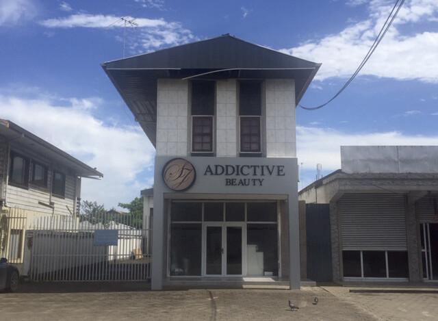 Keizerstraat 185 - Nagelsalon te huur - Surgoed Makelaardij NV - Paramaribo, Suriname