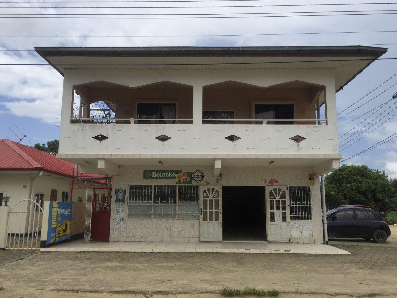 Hk. Havana- en Trinidadstraat - Bedrijfsruimte te huur - Surgoed Makelaardij NV - Paramaribo, Suriname