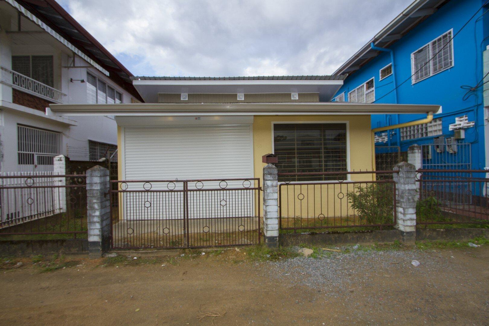 Molenpad 48 - Huurwoning/ kantoor aan een drukke verkeersader - Surgoed Makelaardij NV - Paramaribo, Suriname