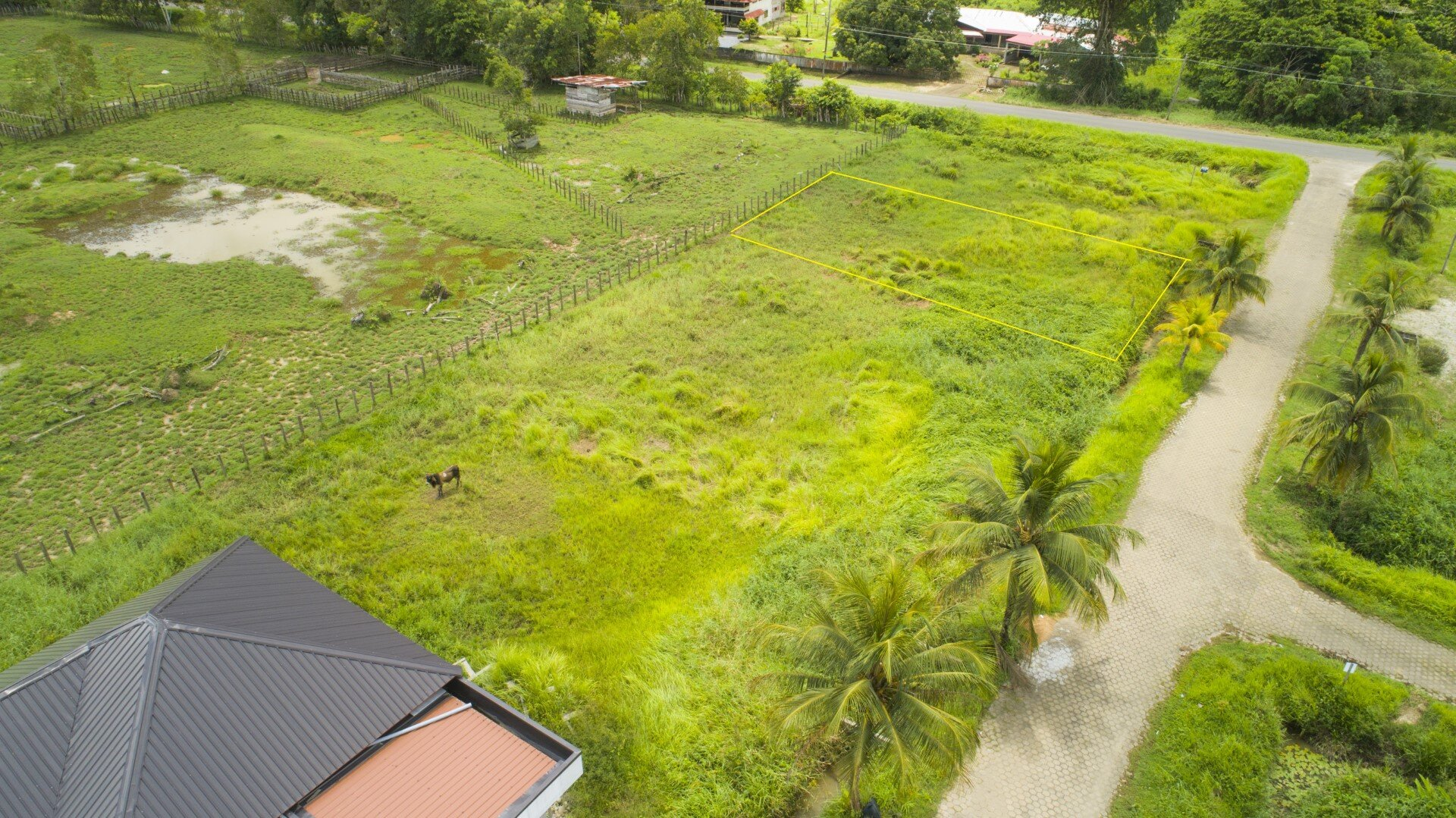 Zonhoop project perceel 95, Tawajari - Perceel te Zonhoop project - Surgoed Makelaardij NV - Paramaribo, Suriname